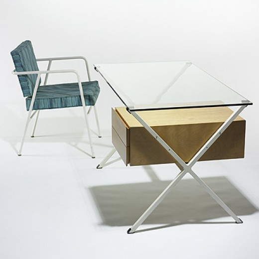 knoll desk