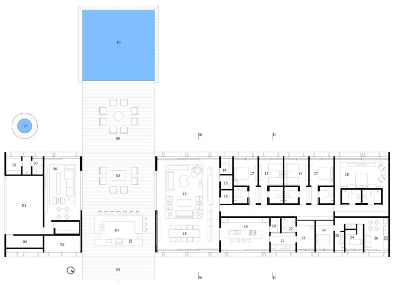 mk27 house sao paolo plan