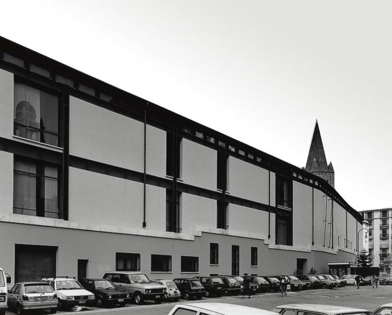 san agostino genoa museum 1963