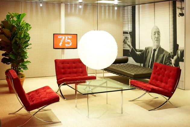 Knoll Celebrates 75 Years of Design Innovation @ NeoCon 2013