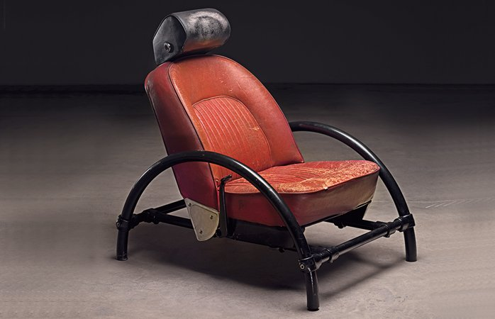 The Rover Chair, 1981