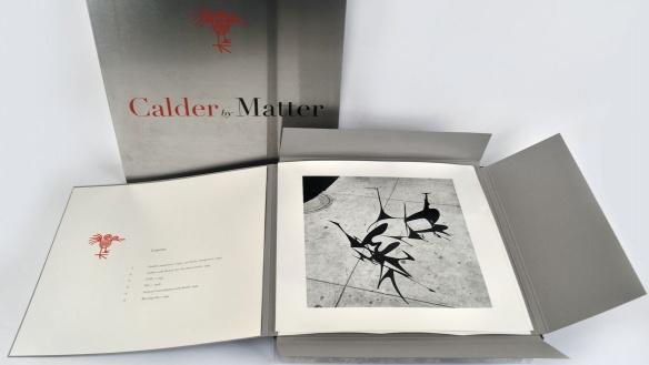 calder matter book