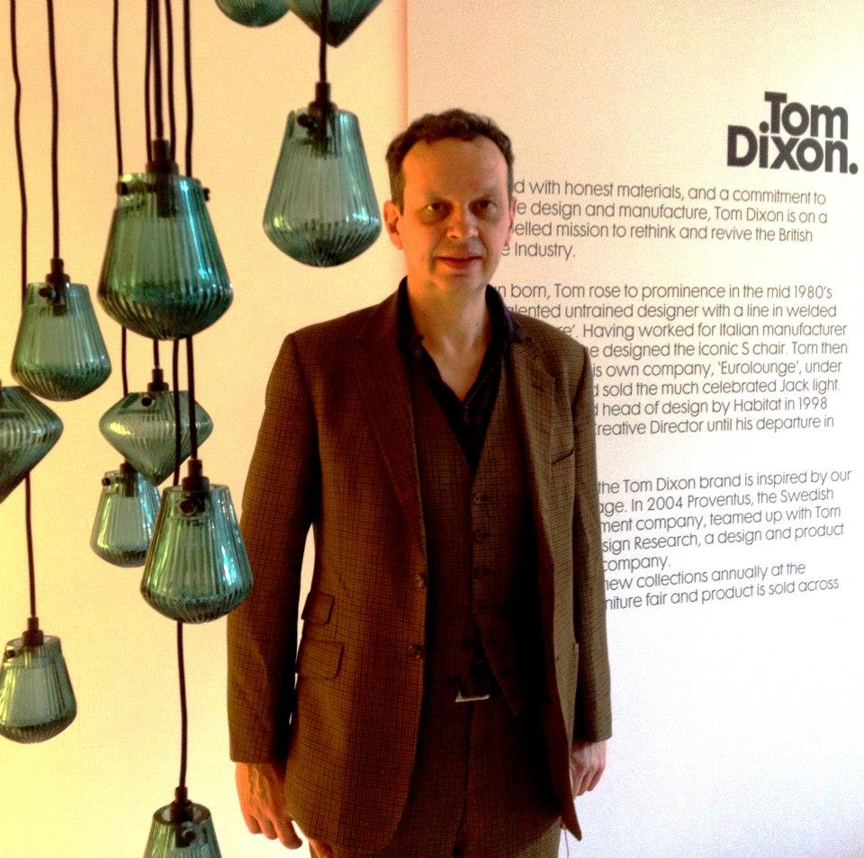 tom at dedece sydney 2013
