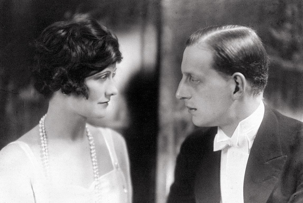 Gabrielle Chanel and Dmitri Palovitch 1920