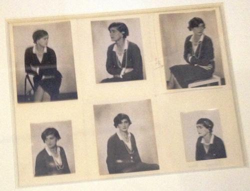 Gabrielle Chanel by Man Ray