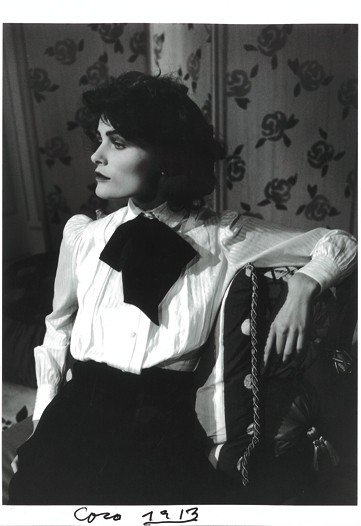 coco chanel in 1913