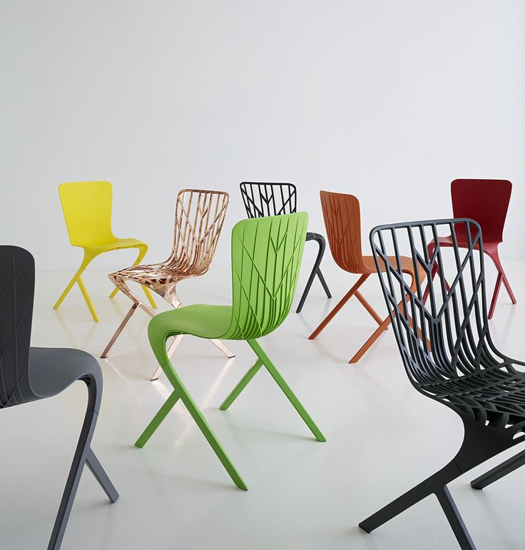 David Adjaye chairs for Knoll