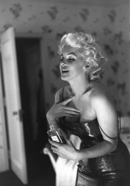 marilyn monroe 1955