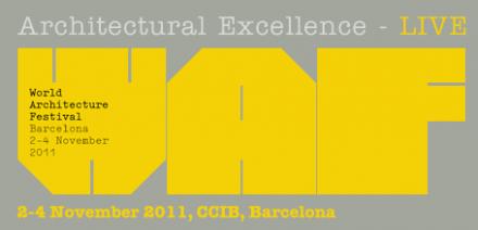 World Architecture Festival, 2011 Barcelona