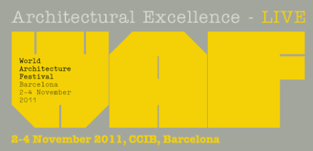 World Architecture Festival, 2011 Barcelona