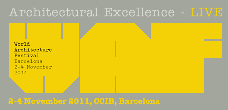 WAF 2011 Built Projects – Category Winners