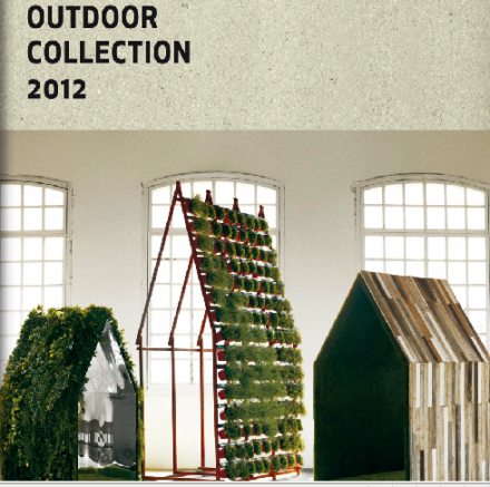 Kettal Outdoor collection 2012