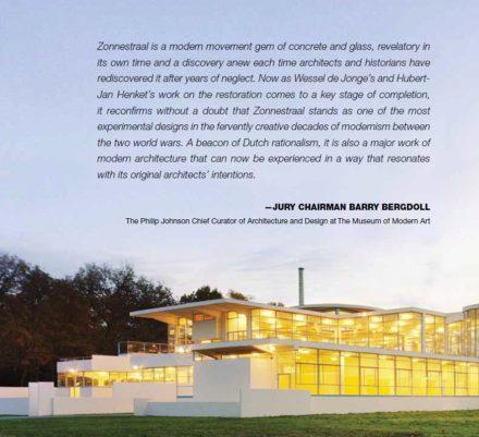 2008 & 2010 WMF / Knoll Modernism Prize