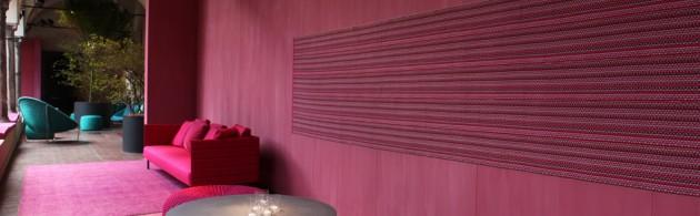 Keys of Colour by Paola Lenti @ Salone Milan 2012