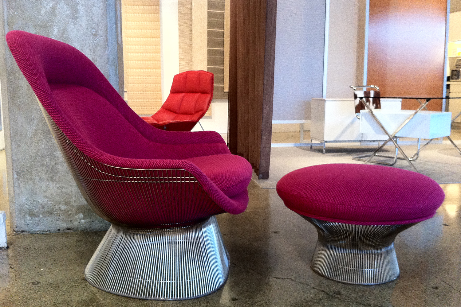 Platner Easy Chair 5