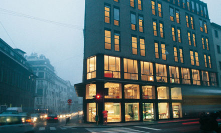 De Padova – Freshness of Change @ Salone Milan 2012