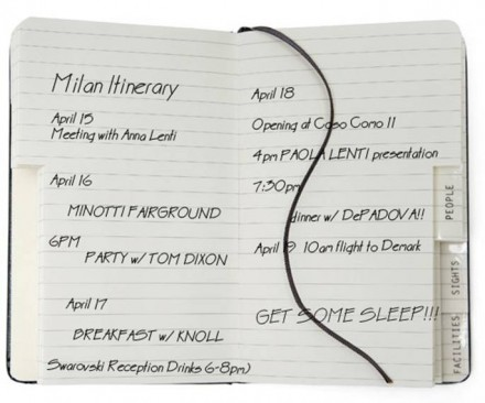 Salone Milan 2012 – dedece hotspots