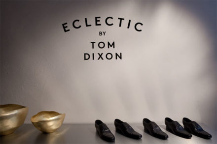 Eclectic by Tom Dixon @ Salone Milan 2012