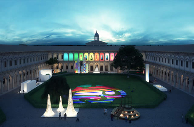 Interni Legacy @ Salone Milan 2012