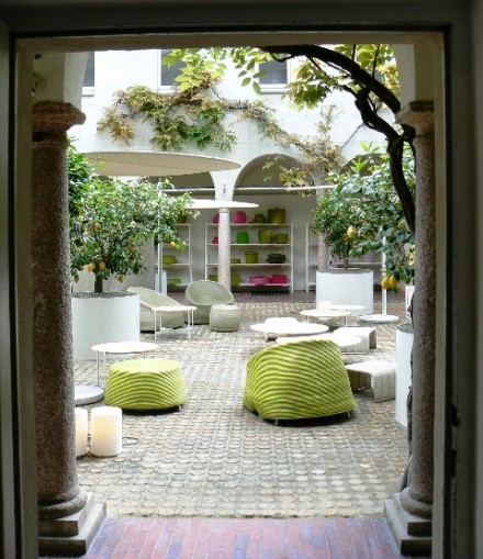 "Paola Lenti ""In the Key of Colour"" @ Salone Milan 2012"