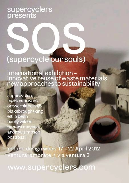 Supercyclers S.O.S @ Salone Milan 2012