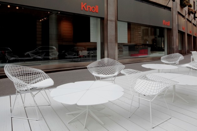Knoll International @ Salone Milan 2012