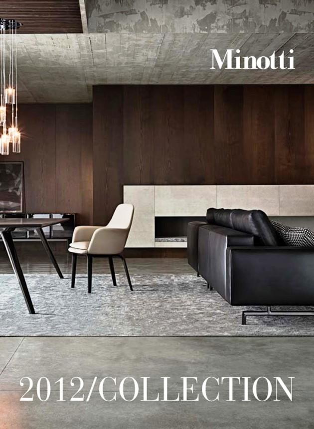 Minotti 2012 Collections @ Salone Milan 2012