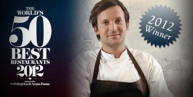 "2012 ""World's 50 Best Restaurants"" – Award Winners"