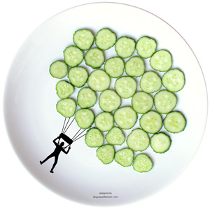 Sports Plates by Boguslaw Sliwinski
