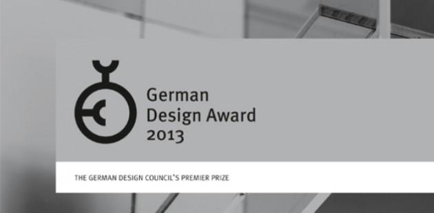 Vola Round Series receives German Design Award 2013
