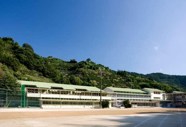 Hizuchi Elementary School 1