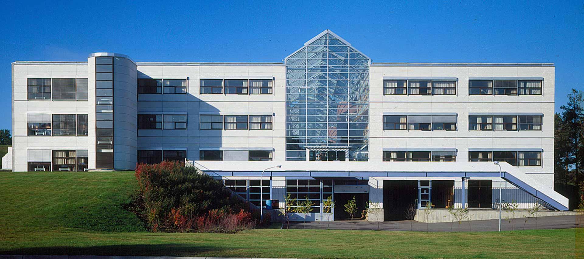 Trondheim_University henning larsen