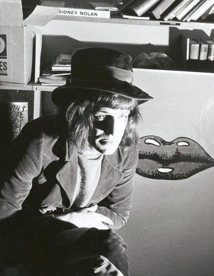 martin sharp 1970