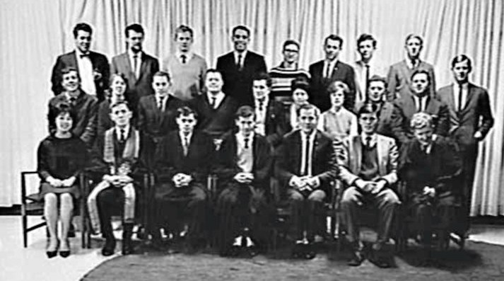 unsw student union group 1963