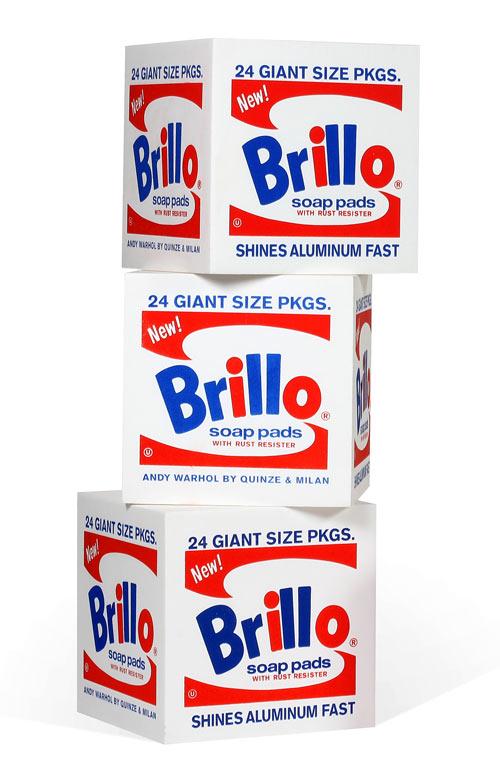 Brillo-Pouf-Warhol