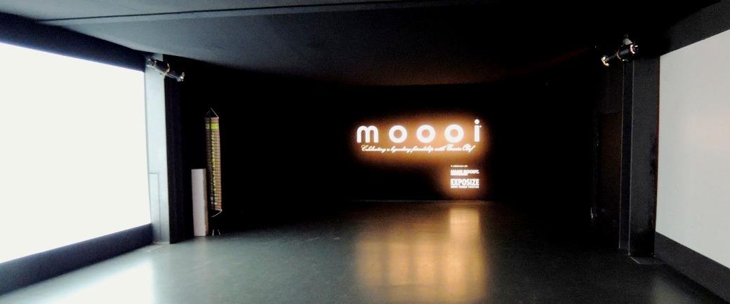 moooi entrance sign