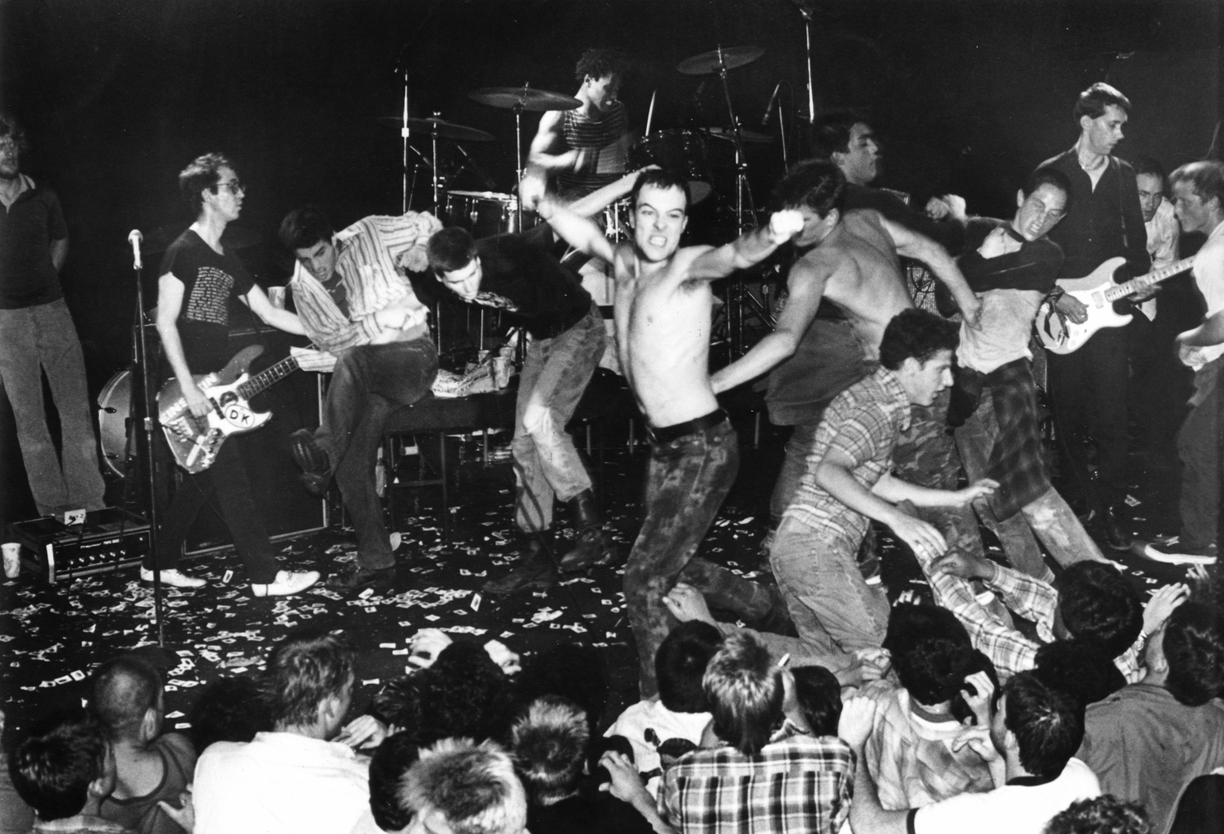 Dead Kennedys concert