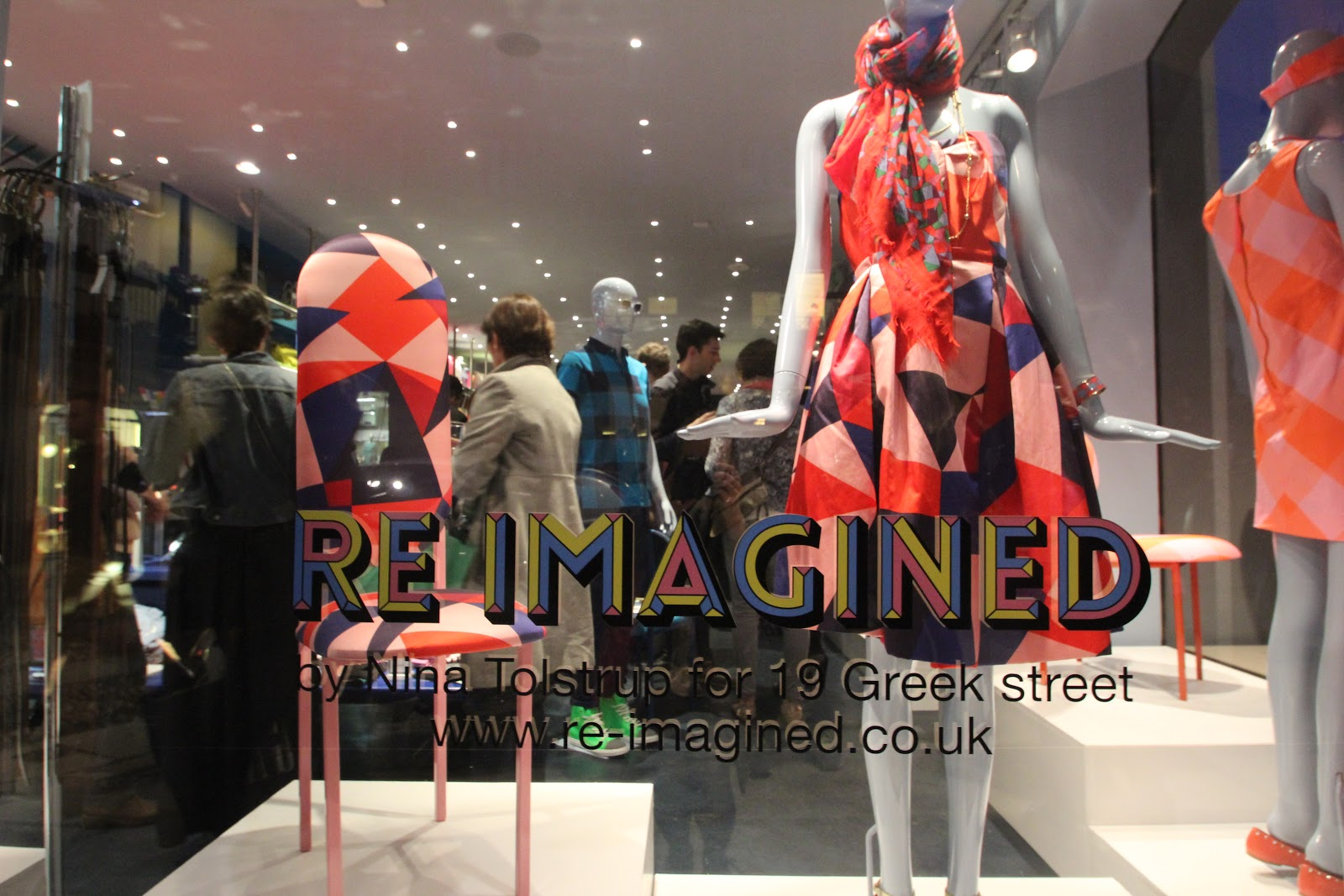 re imagined launch milan