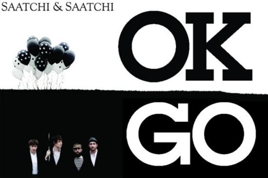OKGo Saatchi