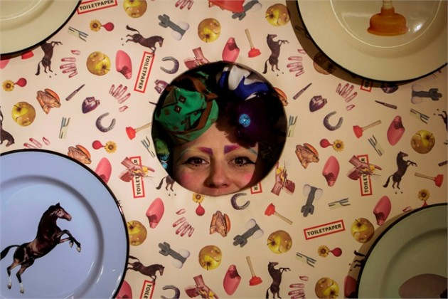 Toiletpaper's Lasagna Party @ Salone Milan 2013