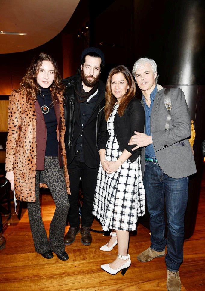 Umit Benan, Deborah Needleman and Tom Delavan.