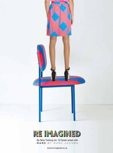 Re Imagined @ Salone Milan 2013