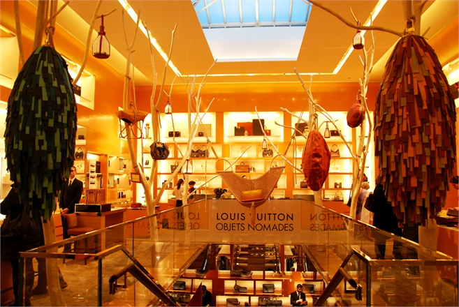 Louis Vuitton- Object Nomades