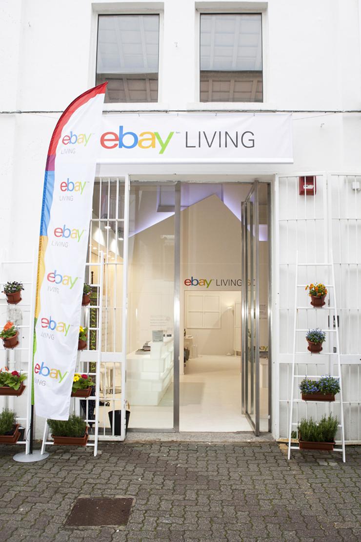 ebay living milan
