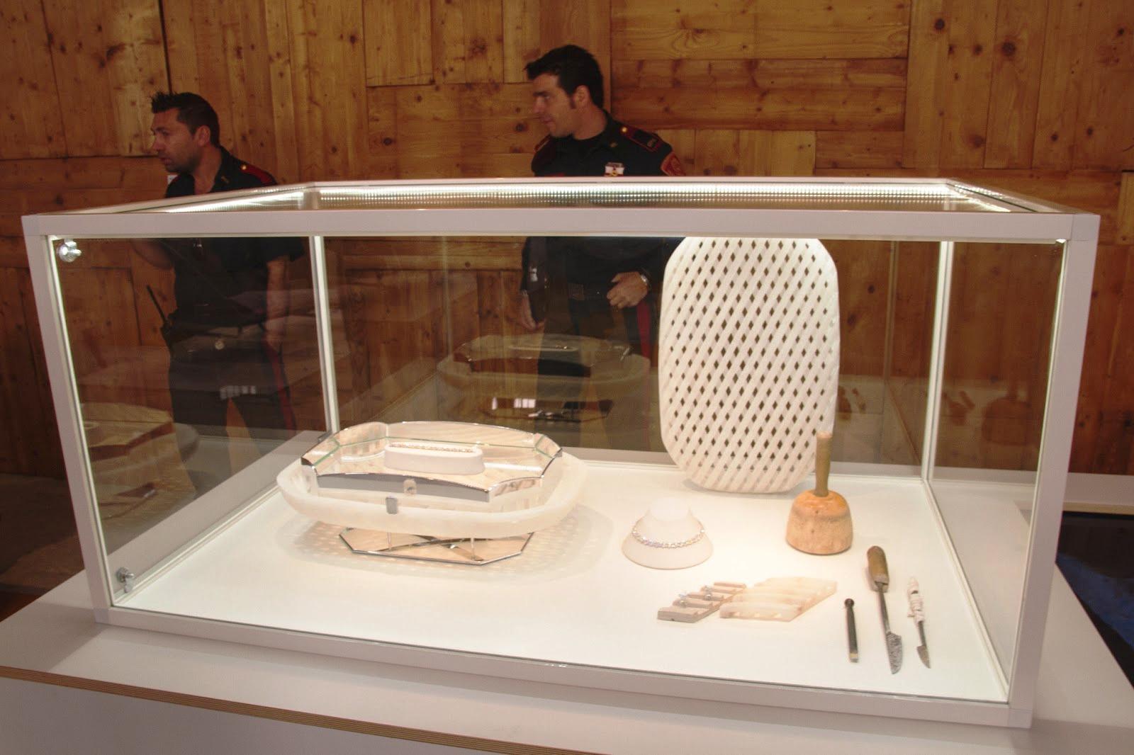 harry winston jewellery box