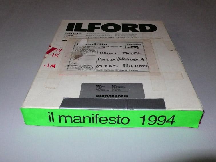 il manifesto 1994