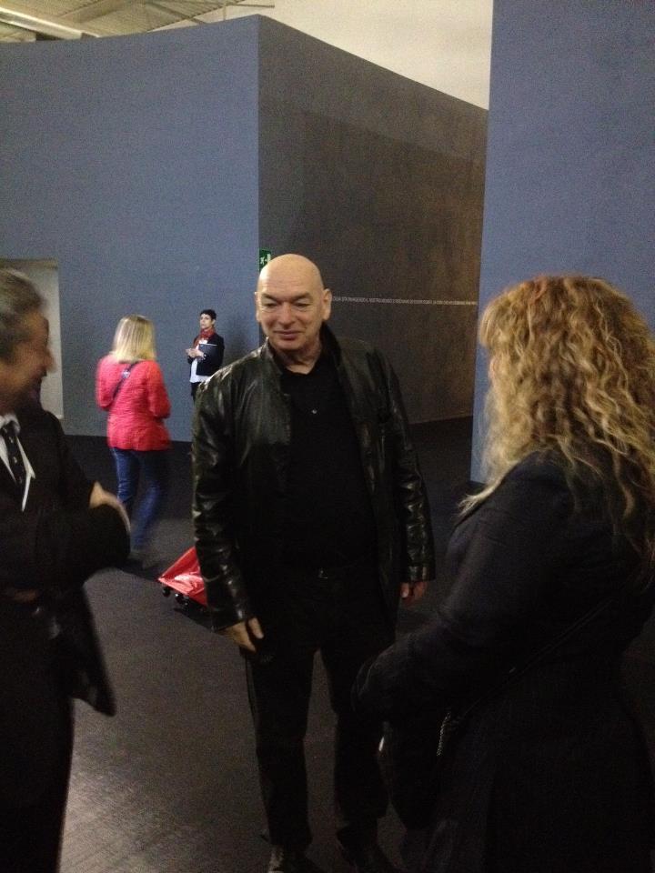 jean nouvel outside the monolith