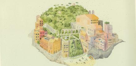 Kettal Village by Jasper Morrison @ Salone Milan 2013