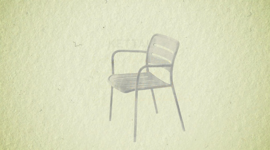 kettal video chair