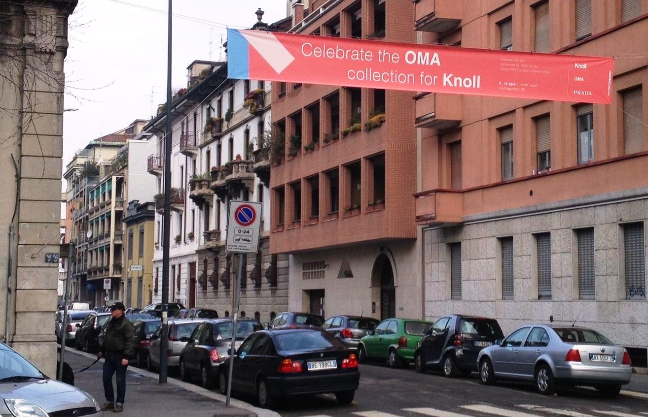 knoll milan street